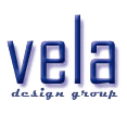 Vela Design Group logo